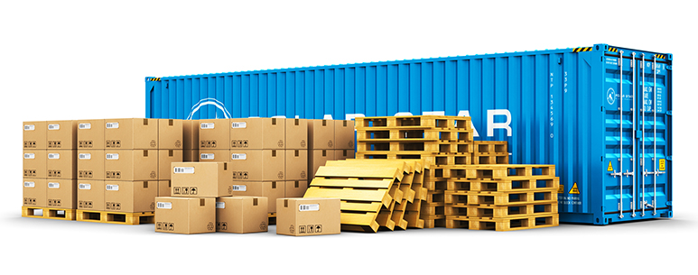 Commercial & Industrial Storage Containers