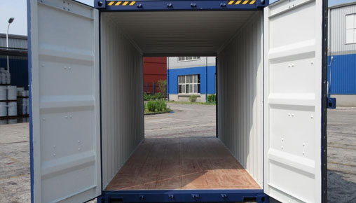 20 foot double door steel storage container new jersey