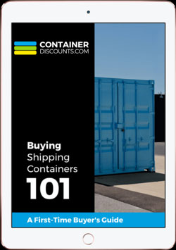 buying shipping containers ebook