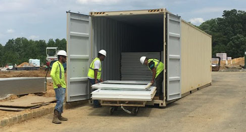 New Jersey Storage Containers for Rent