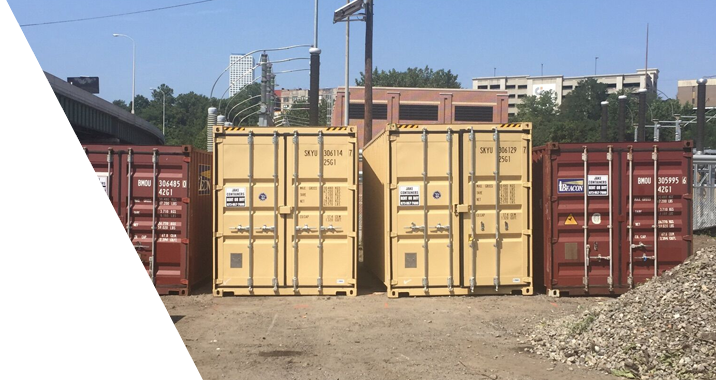 storage container rental municipal local government