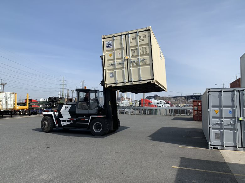 Shipig containers resellers NJ PA CT NY