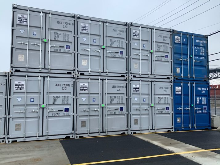 shipping container resellers